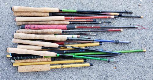 Choosing which tenkara rod to get